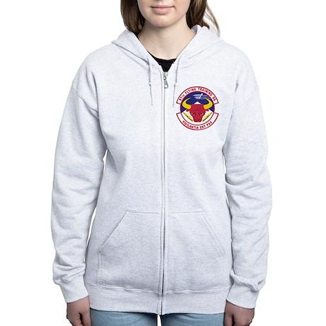 87th Flying Training Squadron Women's Zip Hoodie