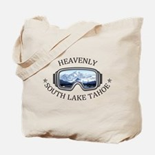 Heavenly Ski Resort - South Lake Tahoe Tote Bag