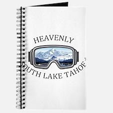 Heavenly Ski Resort - South Lake Tahoe - Journal
