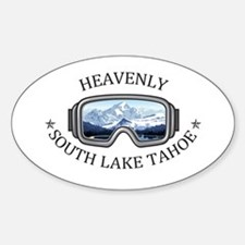 Heavenly Ski Resort - South Lake Tahoe - Decal