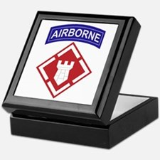 20th Engineer Brigade Keepsake Box