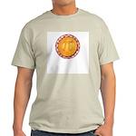 Pi Bake Ash Grey T-Shirt