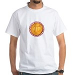 Pi Bake White T-shirt