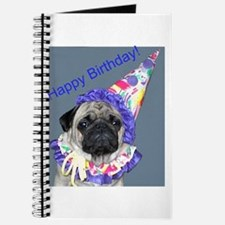 Funny Pugs Journal