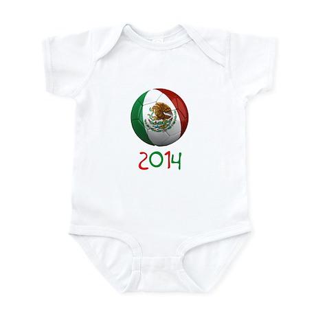 Mexico 2014 Infant Bodysuit