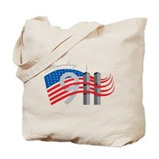 Remembering 911 Tote Bag