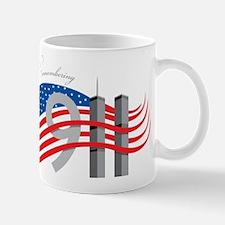 Remembering 911 Mug