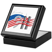 Remembering 911 Keepsake Box
