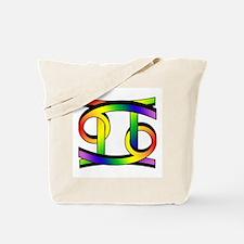 GLBT Cancer & Gemini Tote Bag