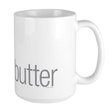 dwd i heart butter orange 1 Mugs