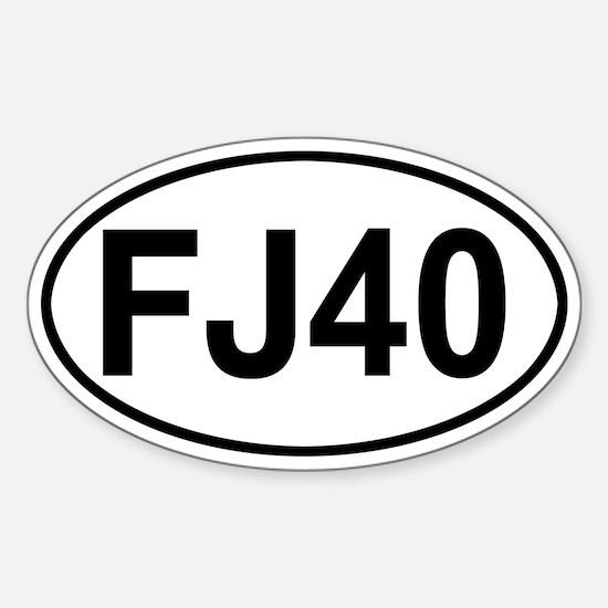Toyota FJ 40