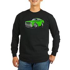 Duster Lime-Black Car T