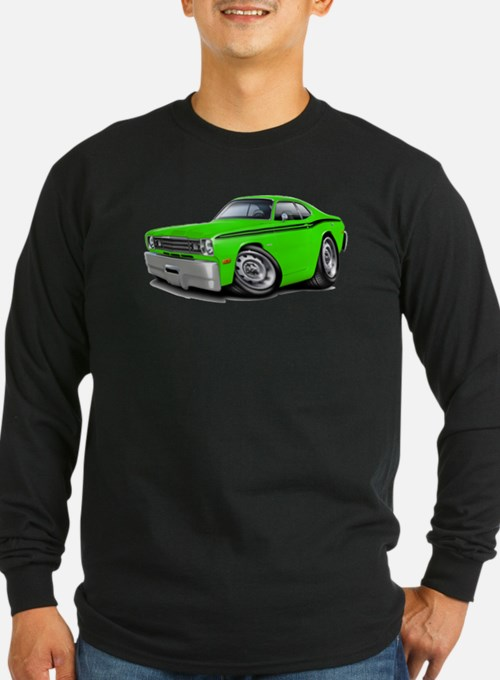 Duster Lime-Black Car T