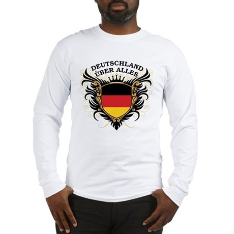 Deutschland Uber Alles Long Sleeve T-Shirt