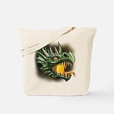 Roaring Dragon Tote Bag