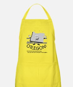 Cute Oregon trail Apron