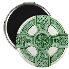 Celtic Cross Equilateral Magnet