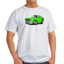 1970-74 Duster Lime Car T-Shirt