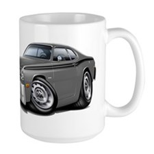 1970-74 Duster Grey-Black Car Mug