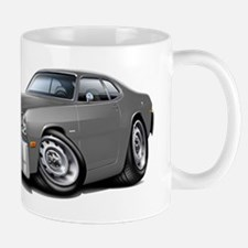 1970-74 Duster Grey Car Mug