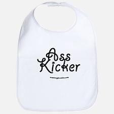 Ass Kicker! Bib