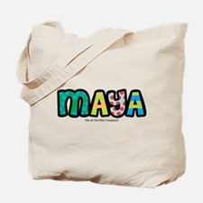 Maya - Personalized Design Tote Bag