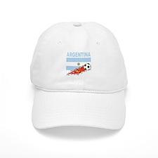 Argentina world cup soccer Baseball Cap