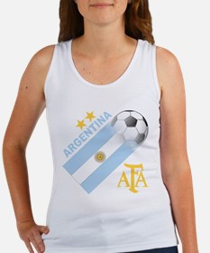 Argentina world cup soccer Women's Tank Top