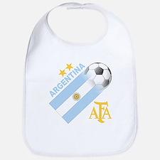 Argentina world cup soccer Bib