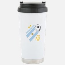 Argentina world cup soccer Travel Mug