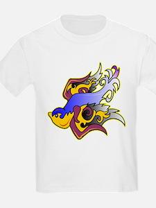 Swallow Old Skool Tattoo T-Shirt