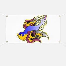 Swallow Old Skool Tattoo Banner