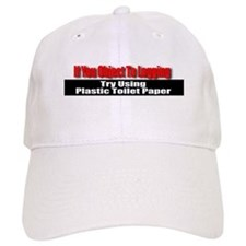 If You Object To Logging Baseball Cap
