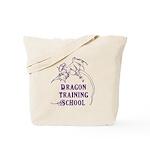 Dragon Training School Tote Bag