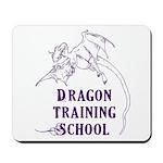 Dragon Training School Mousepad
