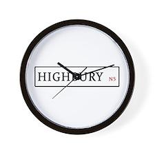 Highbury Wall Clock