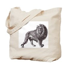 Cute Wild life Tote Bag