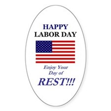 Labor Day Decal