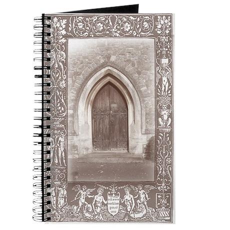 Gothic Door Journal