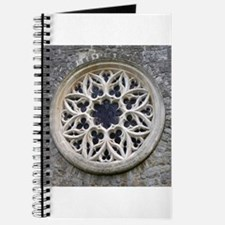 Stone Rose Window Journal