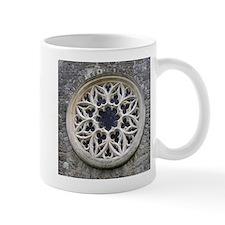 Stone Rose Window Mug