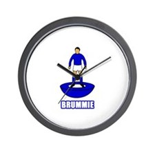 Brummie Wall Clock