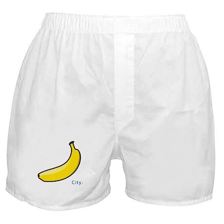 Banana Boxer Shorts