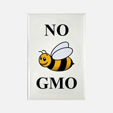 No GMO with bee Magnets