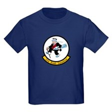 11th Bomb Squadron Kid's T-Shirt (Dark)