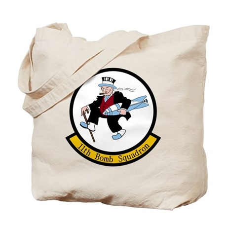 11th Bomb Squadron Tote Bag