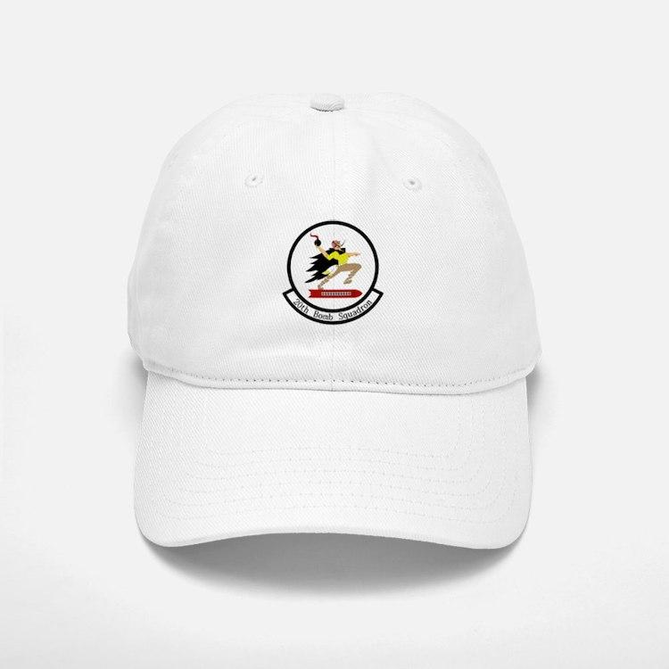20th Bomb Squadron Baseball Baseball Cap