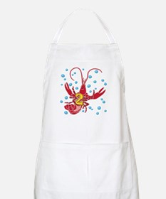 Crawfish Two Activity Apron