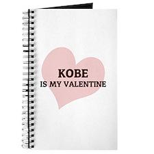 Kobe Is My Valentine Journal