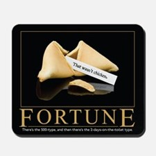 Fortune Mousepad